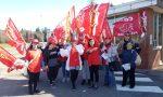 Ospedale di Tradate, lavoratori in sciopero contro i tagli