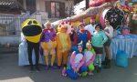 Carnevale di Cantalupo, carri e maschere invadono la frazione FOTO