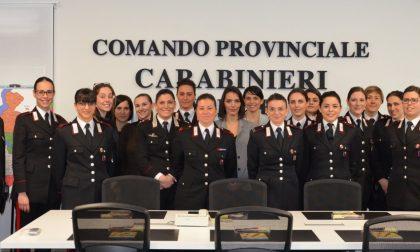 Festa della donna tutta al femminile al Comando Provinciale di Varese