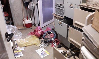Ladri al campo trial: quarto furto in un anno FOTO