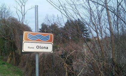 Con i sensori sugli scolmatori fiume Olona più sicuro