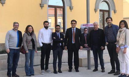 """Marinoni: """"Mi candido perché voglio bene a Pogliano"""" FOTO"""