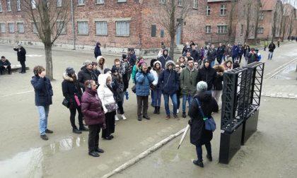 Il Torno e l'Amministrazione in viaggio verso Auschwitz