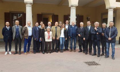 """Giuseppe Bascialla presenta la coalizione: """"La buona amministrazione continua"""""""
