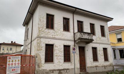 Villa Maggiolini, un finanziamento da 410mila euro