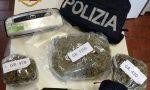 Spaccio in provincia, albanese arrestato a Castiglione con due chili di marijuana