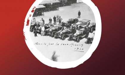 L'Alfa Romeo e la passione per i motori a Il Centro