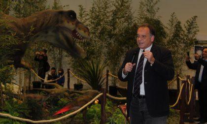 Cecchi Paone racconta il mondo dei dinosauri a Il Centro di Arese