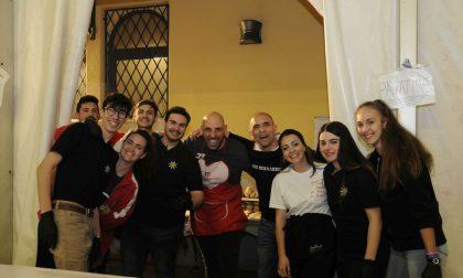 Grande festa per l'inaugurazione del SanBernardino Palace FOTO