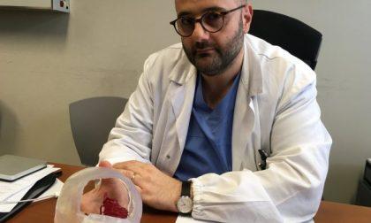 Operazione da record al Manzoni: salvato un paziente con un aneurisma gigante