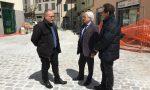 Conclusi i lavori d riqualifica di Vicolo del Caldo a Saronno