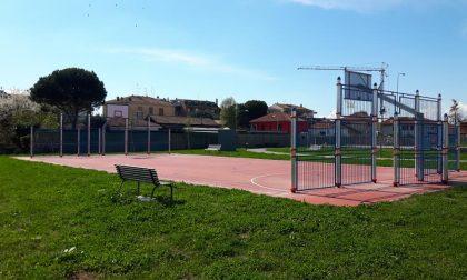 Nuovo parco giochi a Parabiago: l'inaugurazione