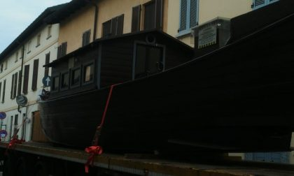 Il Barchett arriva a Corbetta: sarà in mostra fino al 5 maggio