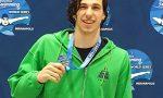 Barlaam vince la medaglia d'oro ai Mondiali di nuoto