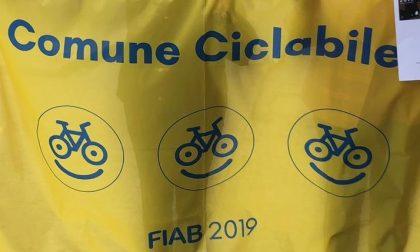 Bandiera gialla Fiab: Gaggiano è bike-friendly