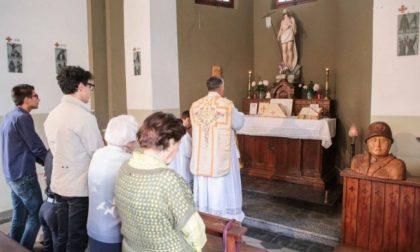 Messa per il Duce a Sondrio