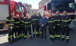 Siete i miei angeli in divisa: riabbraccia i pompieri che gli hanno salvato la vita