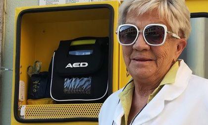 Motta, la farmacia dona un defibrillatore al Comune