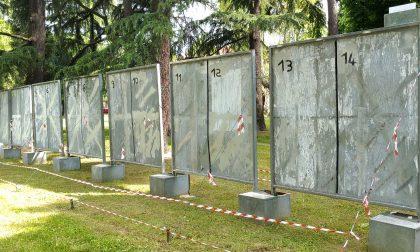 Elezioni a Rescaldina, manifesti vandalizzati