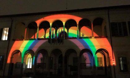 Corbetta Arcobaleno: l'amministrazione dimostra la sua vicinanza alla comunità LGBT FOTO