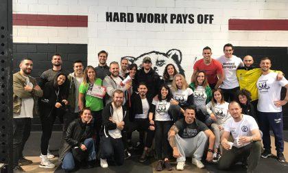 Grande successo per il Workout Bareggio team competition 2019