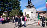 25 aprile con gli studenti di Cerro Maggiore FOTO