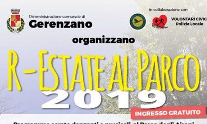 R-Estate al parco: serate danzanti a Gerenzano
