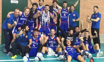 Basket C Silver ora è vero Rovello promosso in Gold