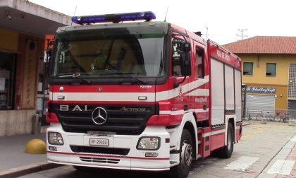 Fuga di gas: fiamme e palazzina evacuata