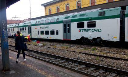 Donna investita dal treno a Legnano FOTO