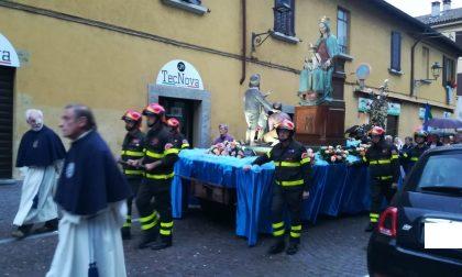 Corbetta, la processione mariana per le vie della città- IL VIDEO