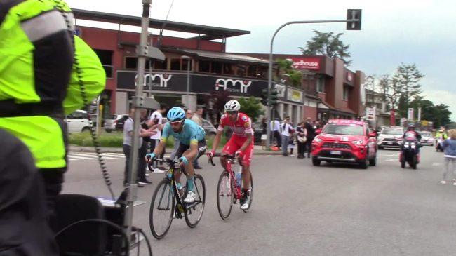 Giro d'Italia a Legnano