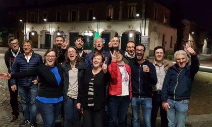 Elezioni Busto Garolfo, Biondi festeggia la vittoria - LE FOTO E I VIDEO