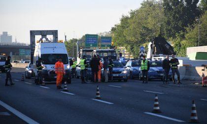 Incidente mortale sull'A8 FOTO e VIDEO
