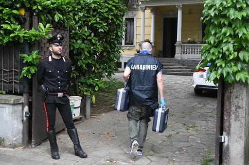 Cusano Milanino, omicidio