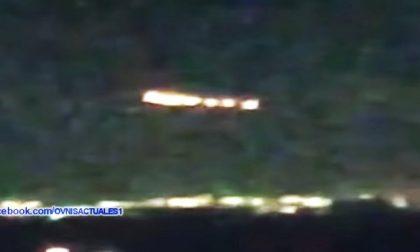 Luci in fila nel cielo, Ufo sul Legnanese e Saronnese?