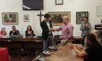 Gilles Ielo riceve la fascia tricolore FOTO E VIDEO