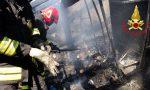 In fiamme una mansarda di Malnate: salvato anche un gatto FOTO