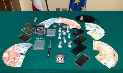 Spaccio di cocaina tra Legnano e Castellanza, due arresti