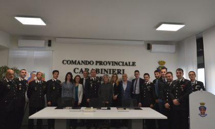 Il Procuratore di Varese in visita al Comando Provinciale dei Carabinieri