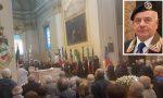 Folla ai funerali del Cav Angelo Sciuccati FOTO e VIDEO