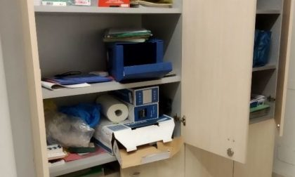 Tentato furto nella sede dei pensionati attivi FOTO