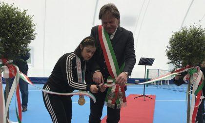 Inaugurata la nuova Area Sport a Solbiate Arno