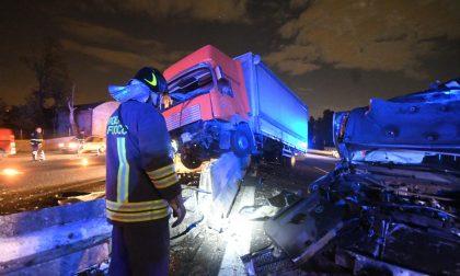 Arese: ancora sangue in autostrada, 5 persone ferite