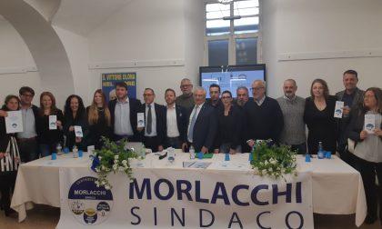 Elezioni San Vittore, Roberto Morlacchi presenta la sua squadra