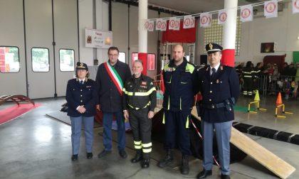 FaRho il pompiere: Rho in festa con i Vigili del Fuoco FOTO