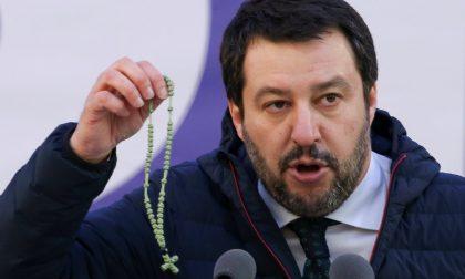 """I missionari comboniani: """"Indignati dal rosario elettorale di Salvini"""""""