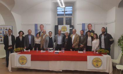 Elezioni San Vittore Olona, Paolo Salmoiraghi presenta la sua squadra