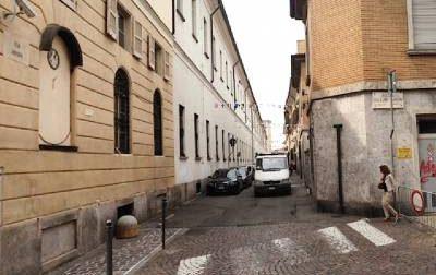 Via alle asfaltature in via Annoni, modifiche alla viabilità