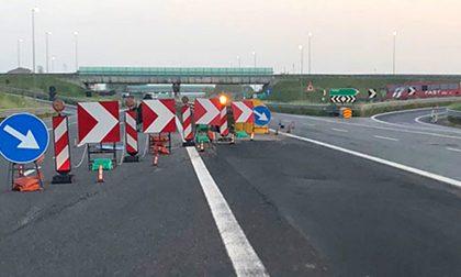 Ordigno bellico A4: l'Autostrada chiude per 8 ore per il disinnesco